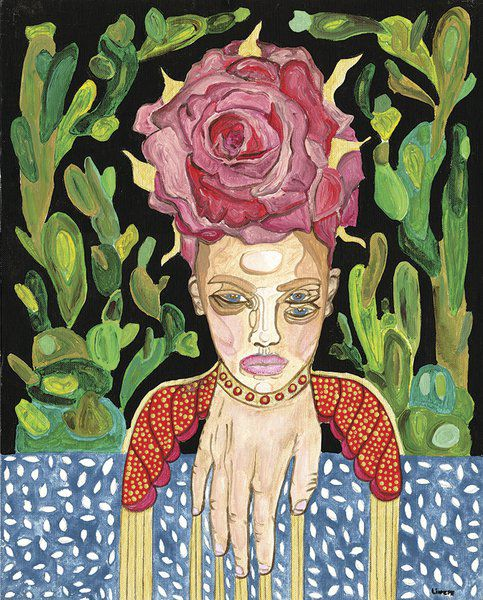 """Coming to The MAX Exhibit showcases schizophrenic artist in """"Heal the knife that cuts the wound"""""""