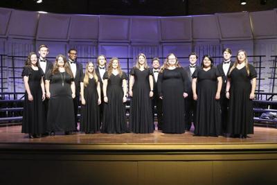 ECCC Vocé Music Ensemble in concert