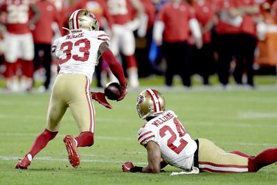 49ers Chiefs Super Bowl Football - Moore