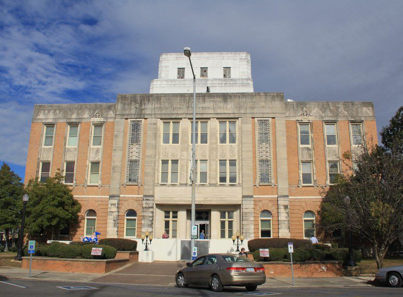 Lauderdale County courthouse costs continue to climb