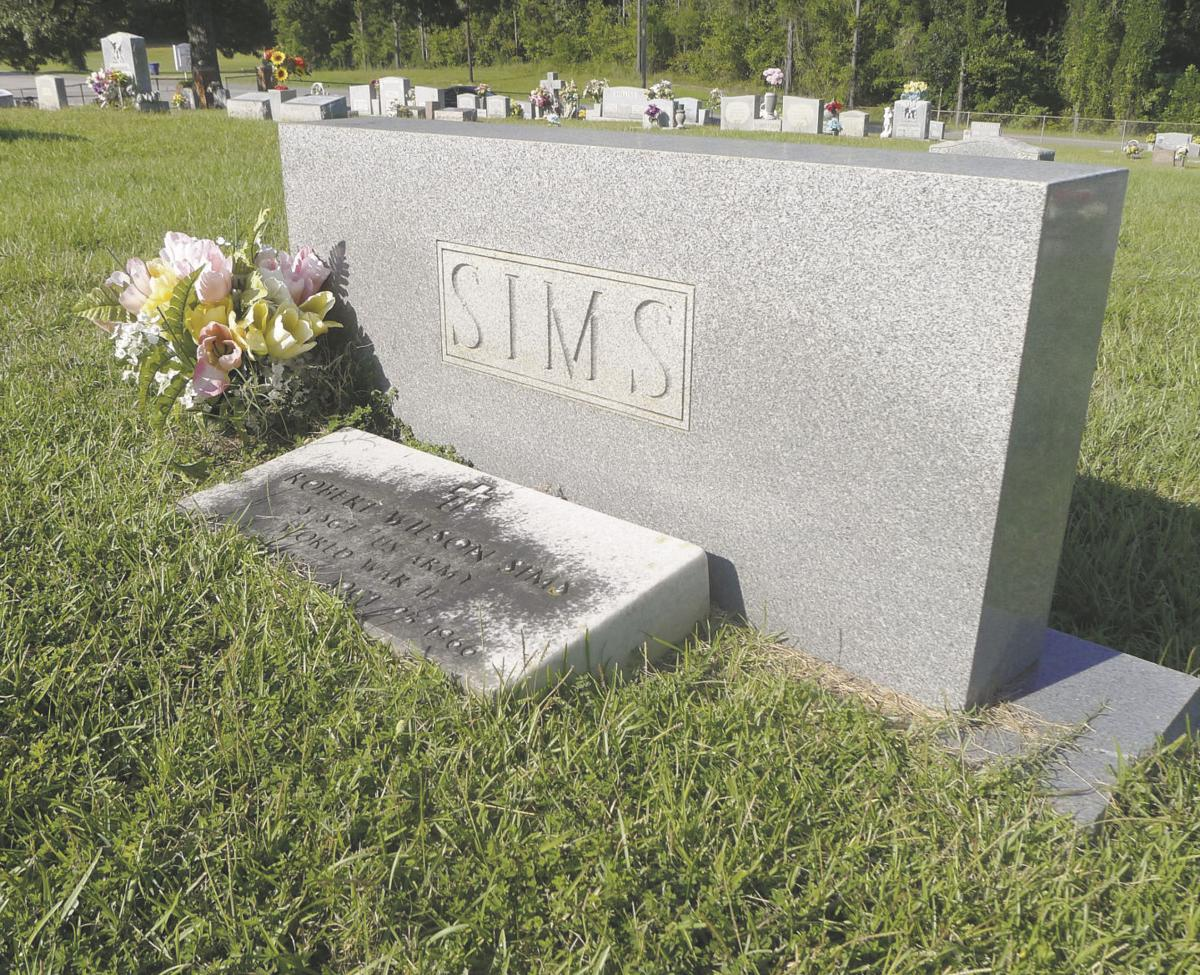 Murder Mystery cemetery