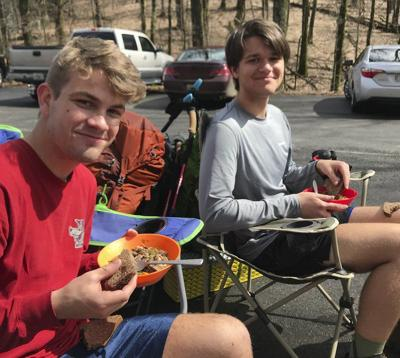 BRAD DYE: Why are outdoor meals so memorable?