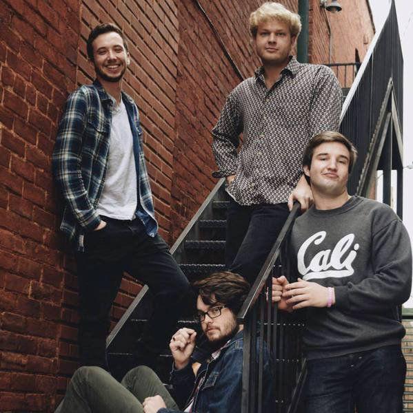 MERIDIAN ROOTS: Melodic rock quartet Ebenezer Goodman