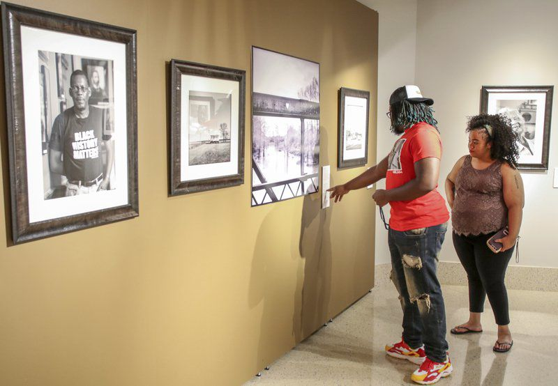 'Through the Looking Glass' opens at The Max in Meridian
