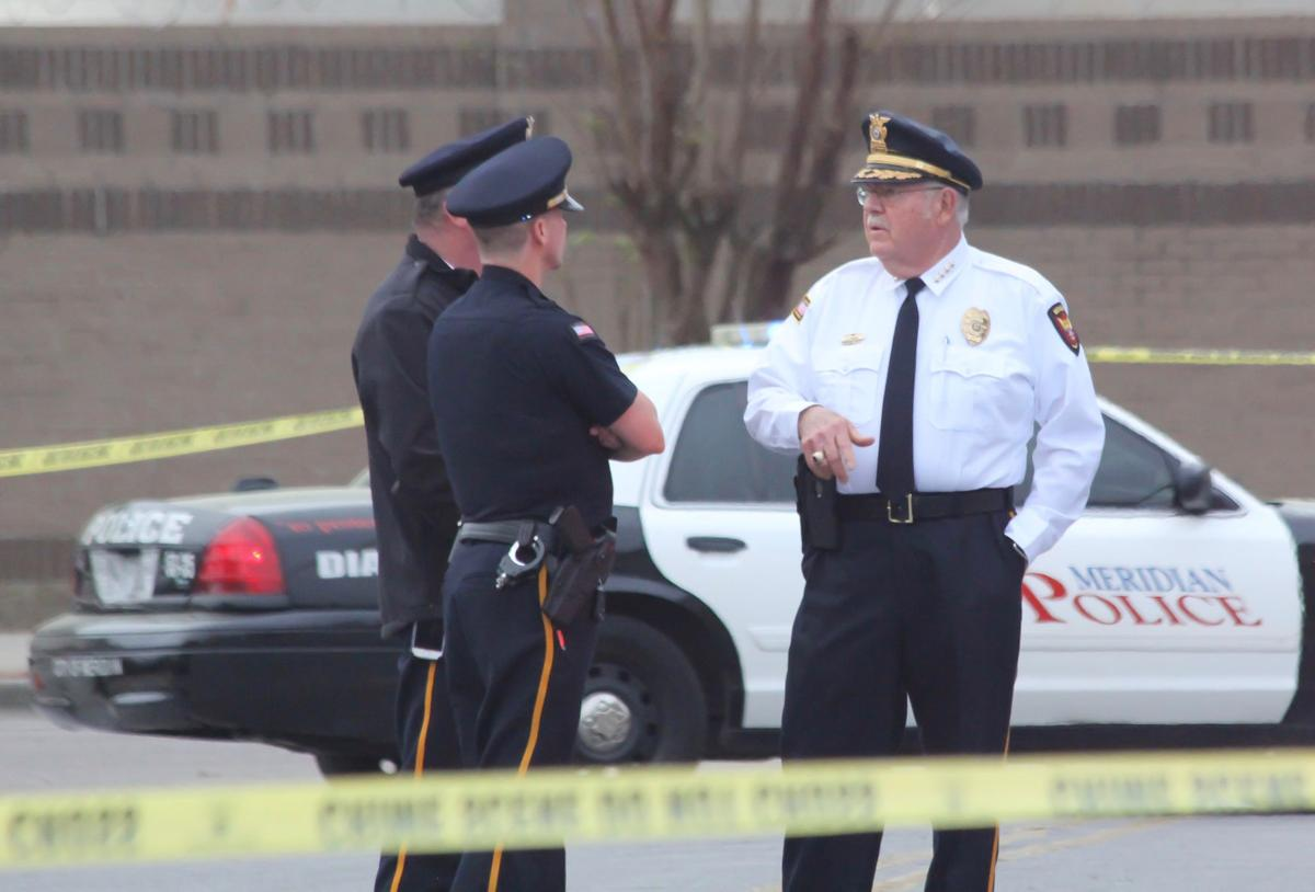UPDATE: Lauderdale County Chancery Court judge shot outside courthouse