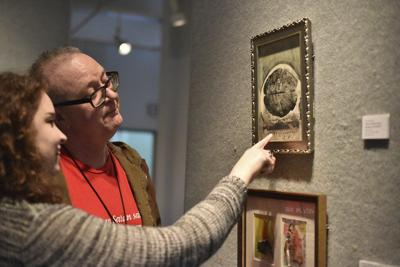 New exhibit at Miller Art Gallery features its own