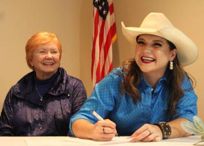 Meridian's Emily White signs Nashville recording deal