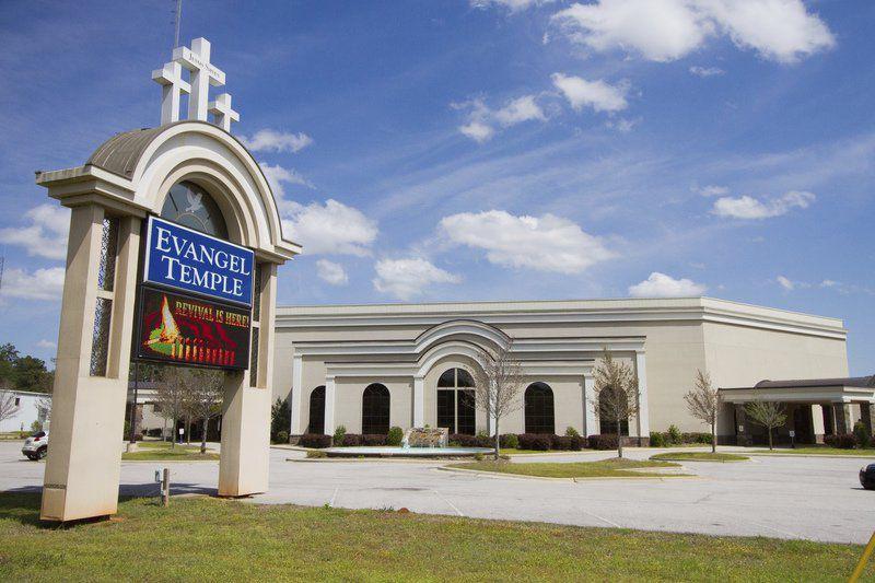 e5a41e17094e Worship Site Profile: Evangel Temple Church | Religion ...
