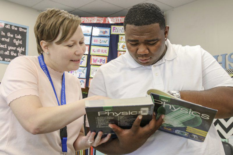 Meridian High School seniors look forward to the year ahead
