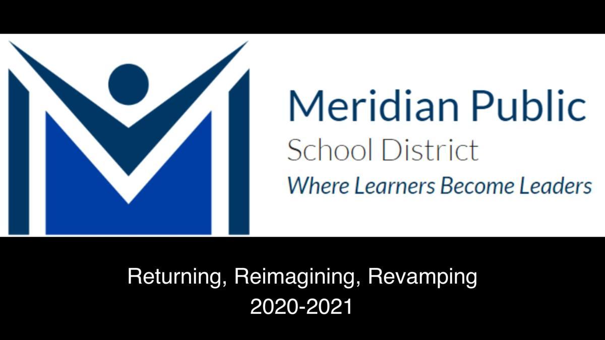 Meridian back to school plan
