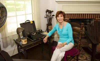 Preserving Faulkner's historic home Private gift ensures ambiance of Rowan Oak