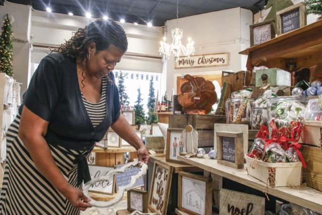 Small Business Saturday a chance for Meridian stores to grow customer base