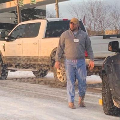 A big truck and a new tow strap: UMMC nurse rescues stranded motorists
