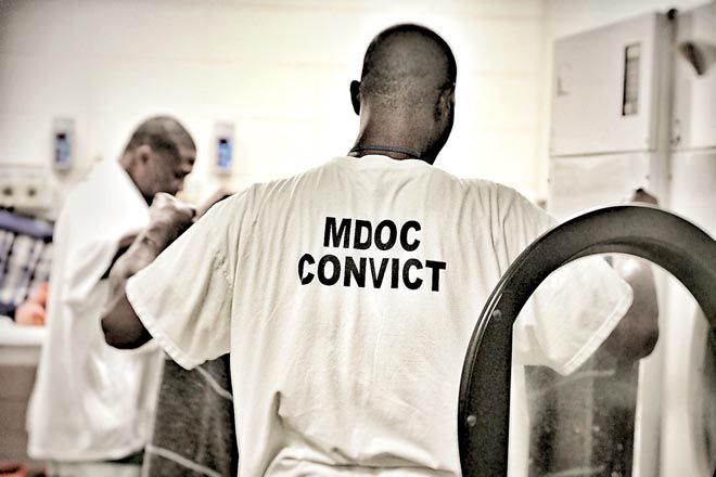 Mdoc inmate labor county has until aug to make decision news