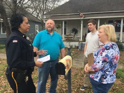 Tuxedo Neighborhood Watch strives for safer streets in Meridian