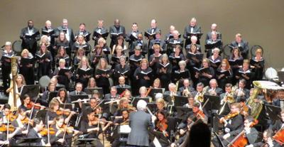 Meridian Symphony, MCC choirs partner to bring 'Faure Requiem' to Riley Center Saturday