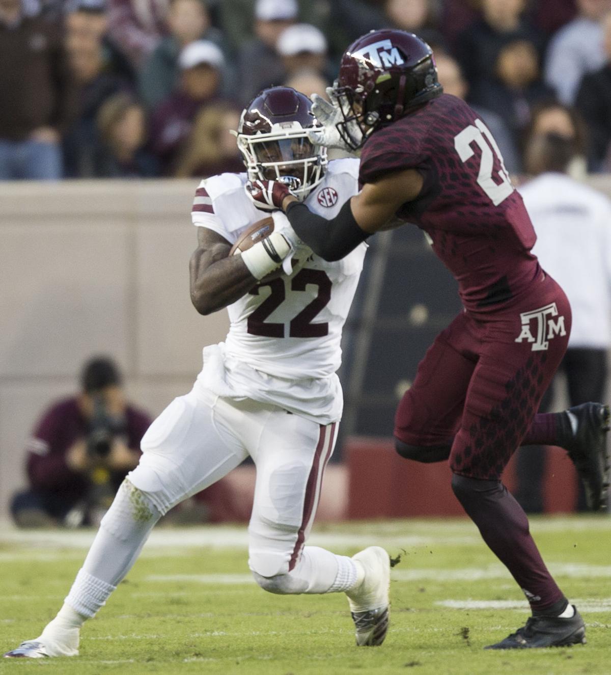 Mississippi St  winning again with defense, run game