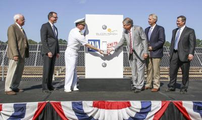 NAS Meridian flips the switch on solar energy farm