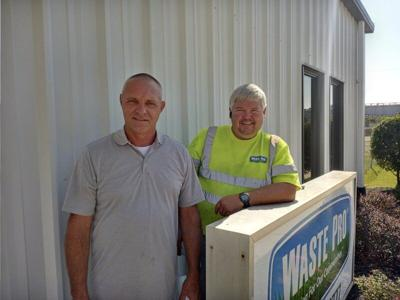 Waste Pro workers credited with saving life of Meridian woman