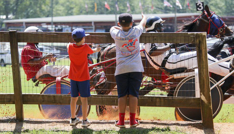 From horse races to politics, thousands flock to 130th Annual Neshoba County Fair