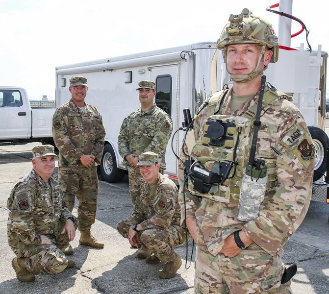 Disaster response: Air National Guard team from Meridian first of its kind