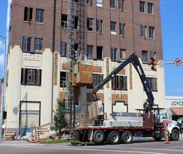 Threefoot Building expected to open in Meridian in November 2020