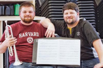 HOMELESS TO HARVARD: Enterprise student Hunter Mollett bound for the Ivy League