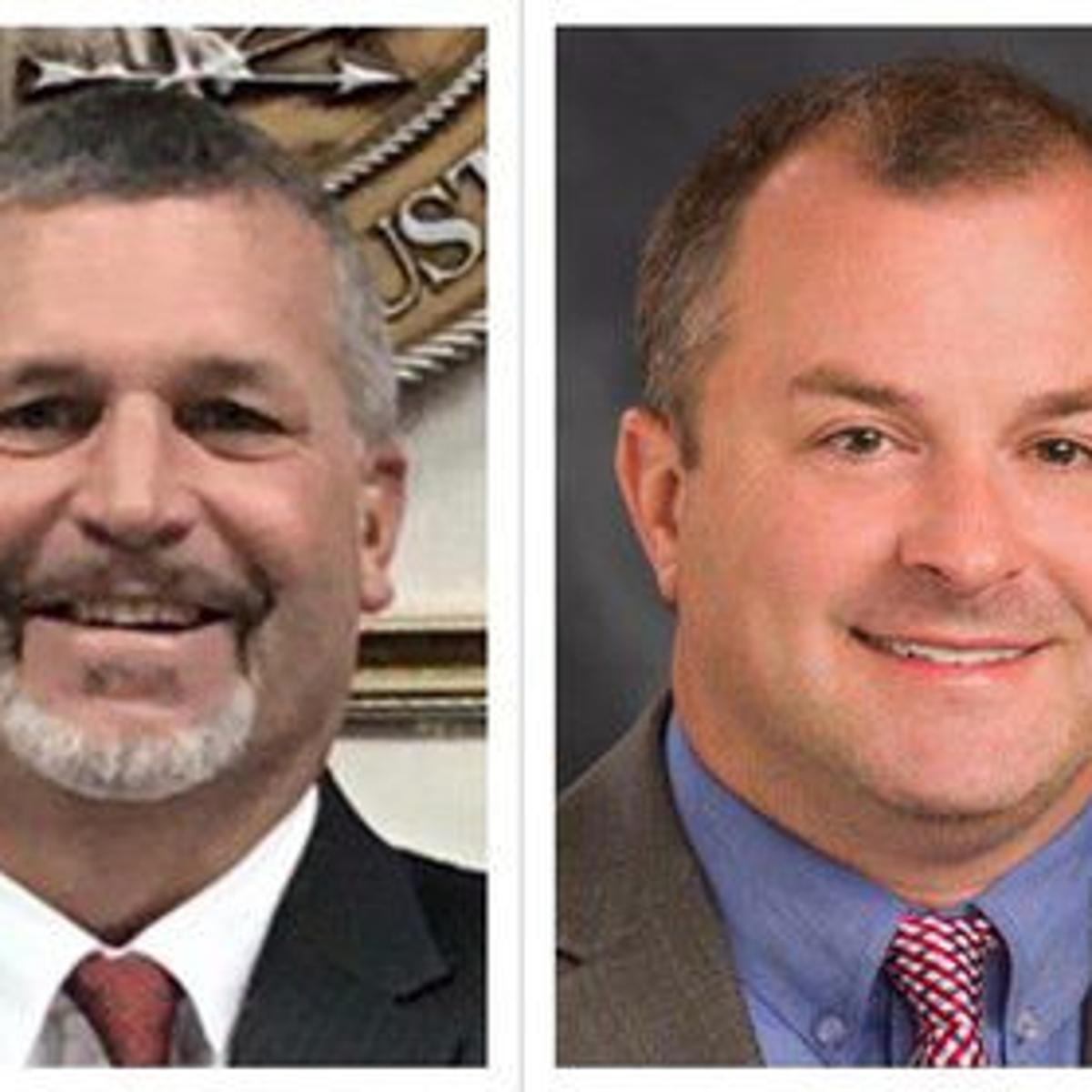 Calvert, Tate win legislative seats
