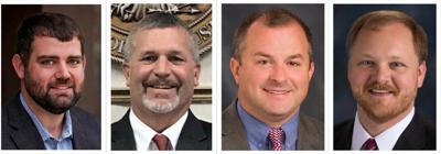 Calvert, Tate win legislative seats; Smith, McCaughn head to general election