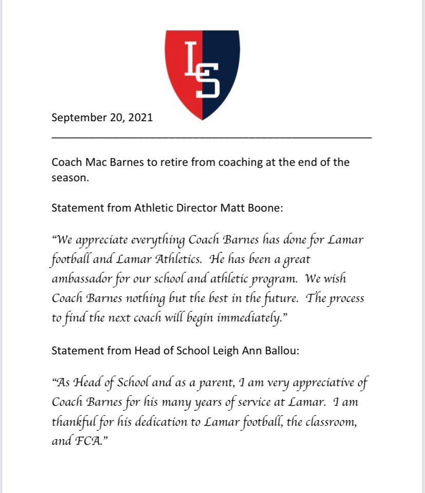 Lamar press release 9-20-21