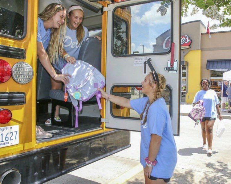 NEIGHBORS: Time to buy supplies for United Way's Stuff the Bus
