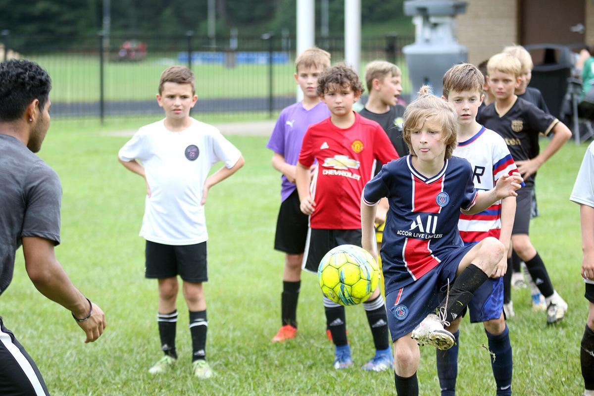 MCC youth soccer camp 1