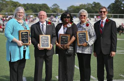 EMCC alumni honored at homecoming