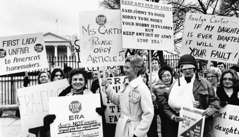 Women have been the heart of the Christian right for decades