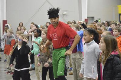 Clarkdale students sing, dance - and learn
