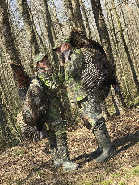 MIKE GILES: Hunting's 'First Lady' Brenda Valentine talks turkey on gaining outdoors expertise