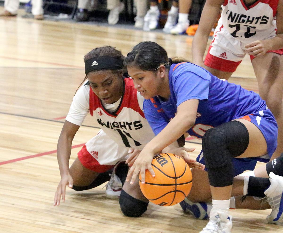 West Lauderdale vs. Newton County girls