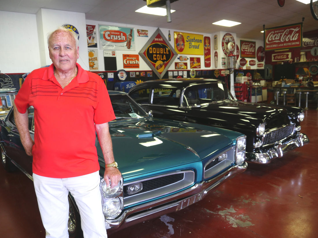 Meridian Collector Selling Off Vintage Cars