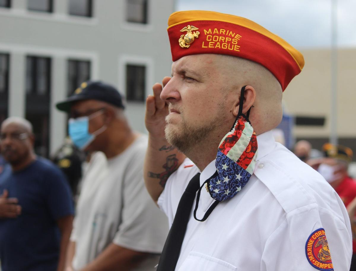 Community honors veterans with ceremony, parade in Meridian