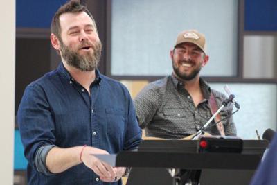 The Voice winner Todd Tilghman plots future as Meridian sings praise