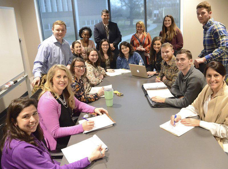 MCC student government association work begins