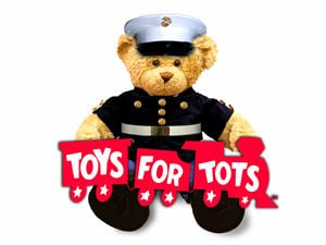 Nas Meridian Marines Revive Toys For Tots Local News