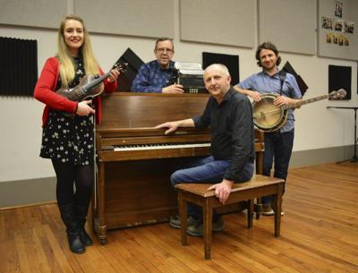 Ireland's Paul Brock Band hosts free performance and workshop at MCC