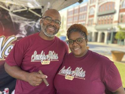 Couple brings cigar culture to Meridian