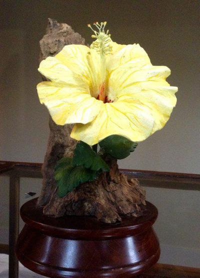 UWA Spring exhibit features woodturning art by Bill Hubbard