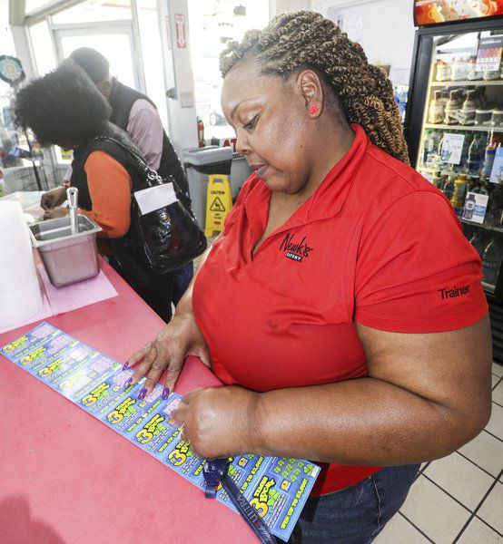 'So far, so good': Meridian stores report brisk sales of lottery tickets