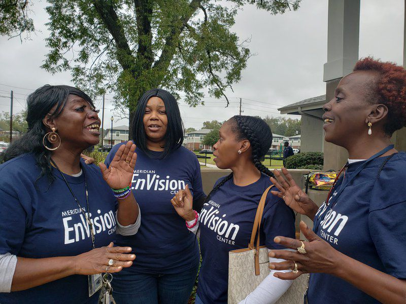 EnVision Center aims to empower Meridian Housing Authority residents