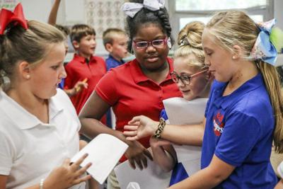 Lauderdale County students, teachers head back to school