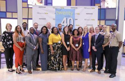 Meridian Home & Style Magazine's TOP twenty under 40 presented by Mississippi Power honored