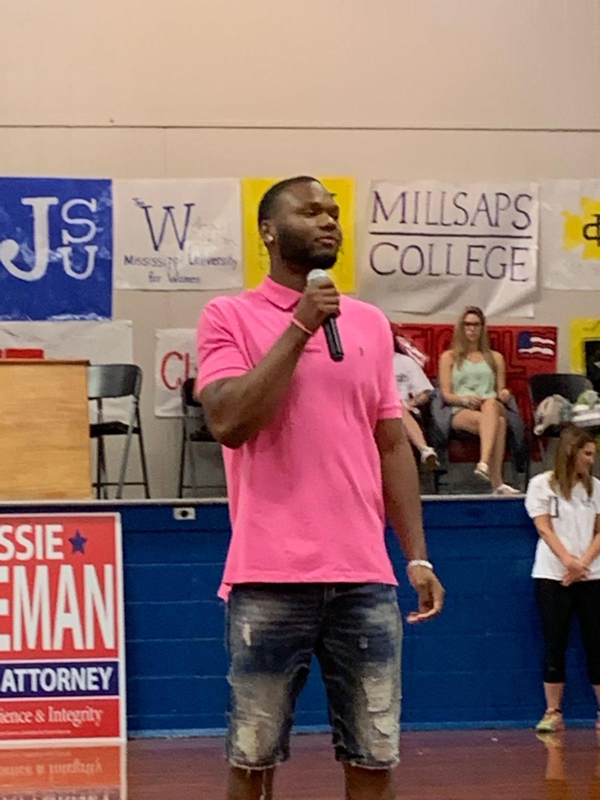 the latest ed50d 4078a Willis has jersey retired at Southeast Lauderdale | Sports ...